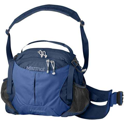 photo: Marmot Flathead lumbar/hip pack