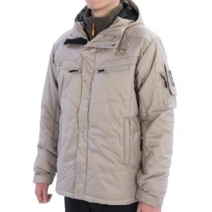 photo: Rossignol Chinook Polydown Jkt snowsport jacket