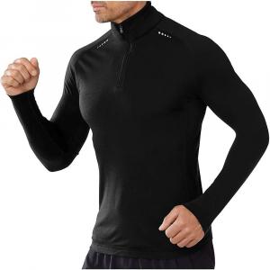 photo: Smartwool Men's PhD Ultra Light Zip T long sleeve performance top
