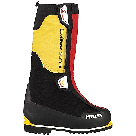 photo: Millet Everest Summit GTX mountaineering boot