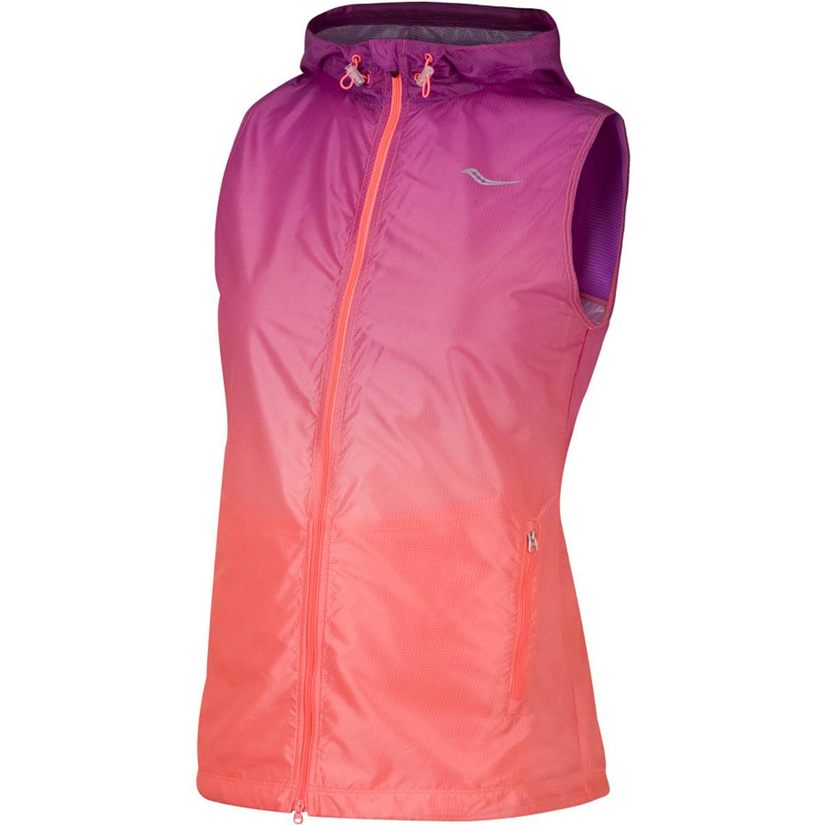 Saucony Packable Fade Vest