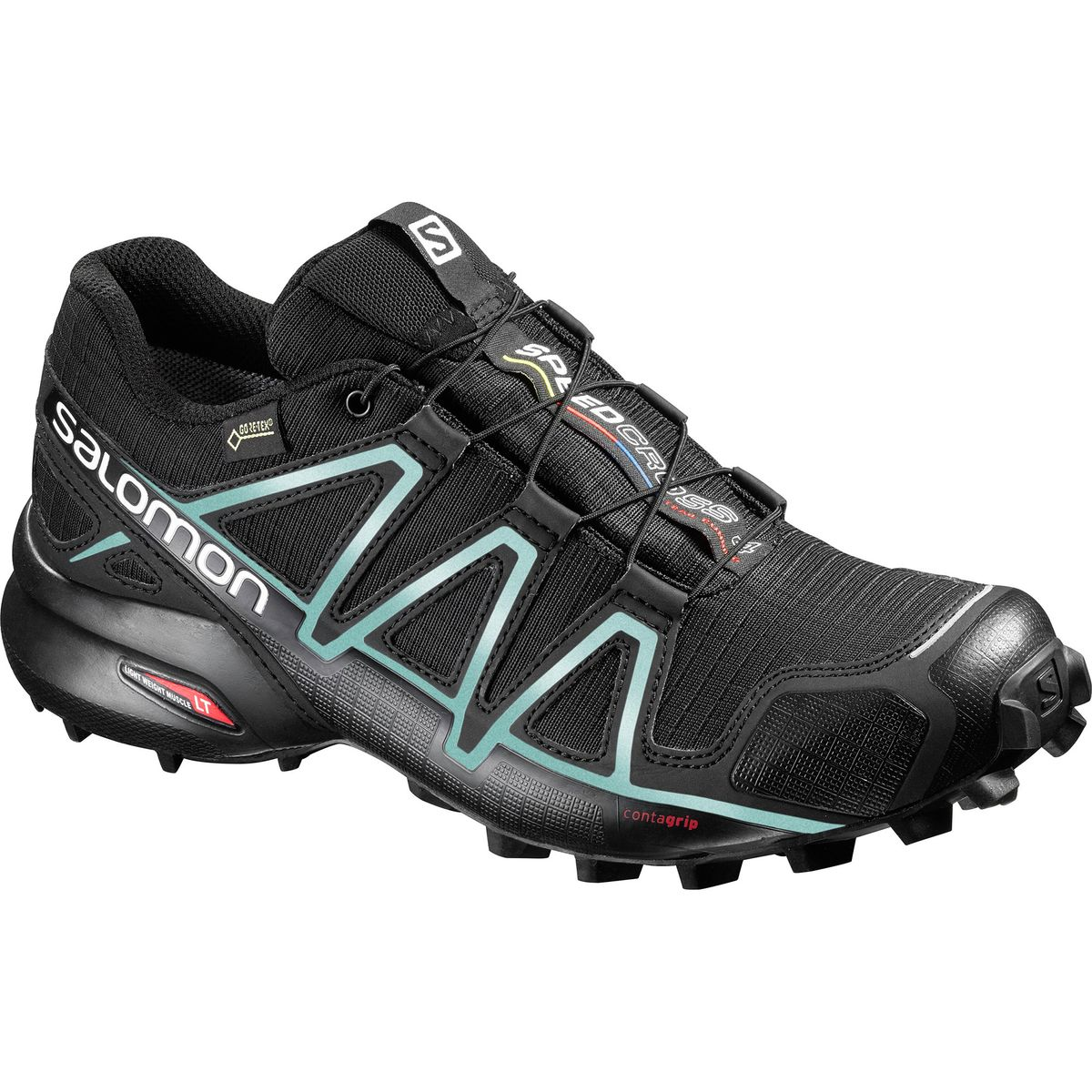 photo: Salomon Women's Speedcross 4 GTX trail running shoe