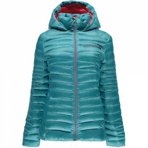 photo: Spyder Timeless Hoody Down Jacket down insulated jacket