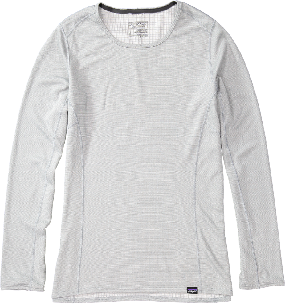 photo: Patagonia Women's Capilene 3 Midweight Crew base layer top