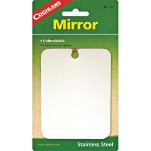 Coghlan's Stainless Steel Mirror