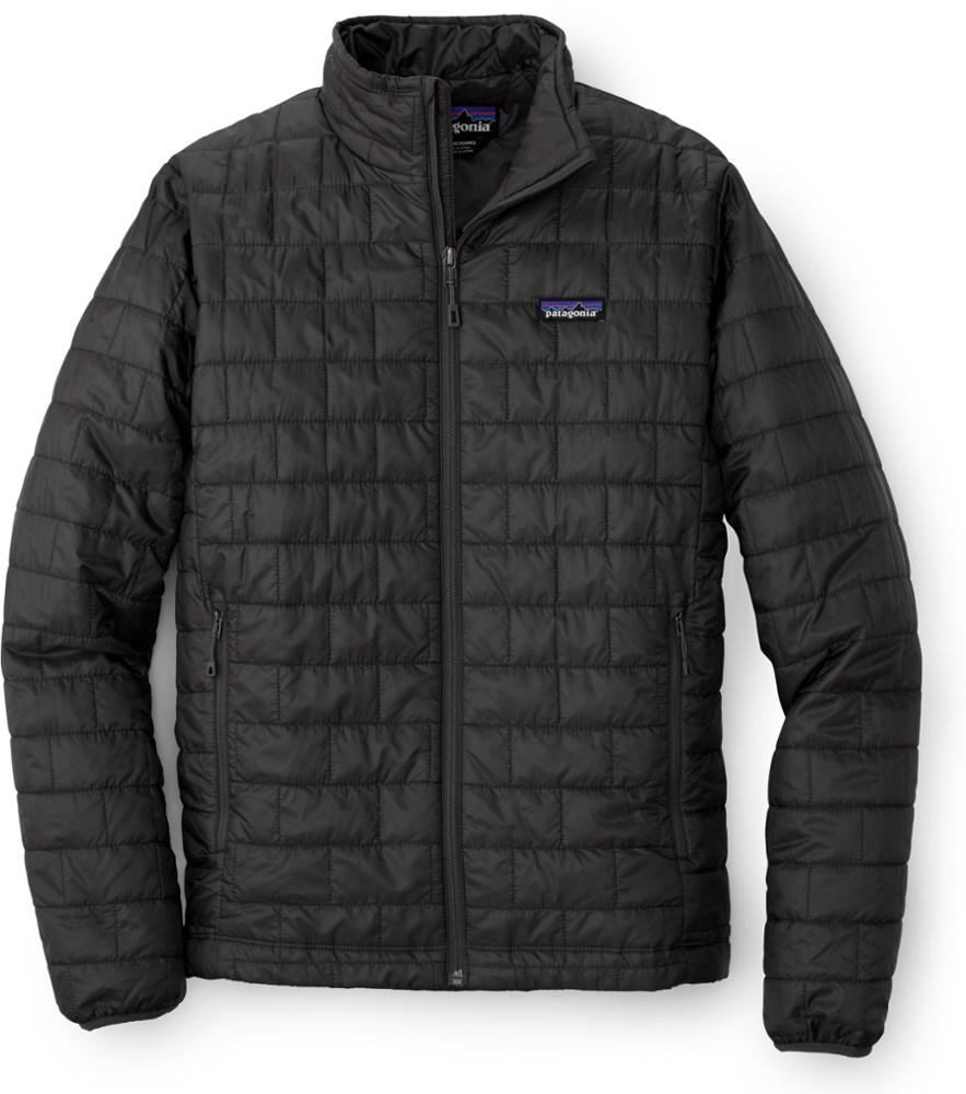 photo: Patagonia Men's Nano Puff Jacket synthetic insulated jacket