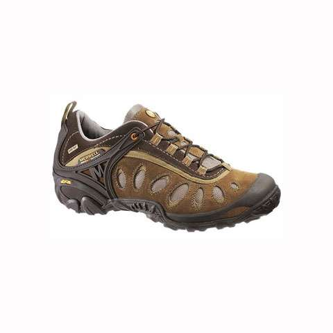 photo: Merrell Chameleon3 Ventilator trail shoe