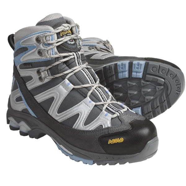 photo: Asolo Sharp GTX hiking boot