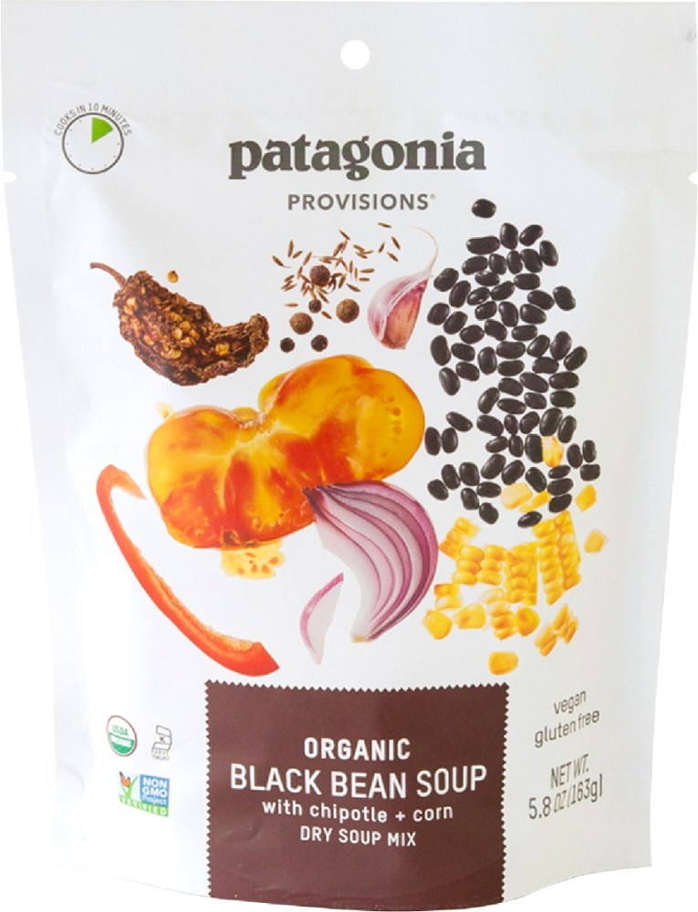 Patagonia Provisions Organic Black Bean Soup