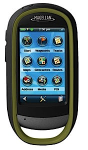 photo: Magellan eXplorist 610 handheld gps receiver