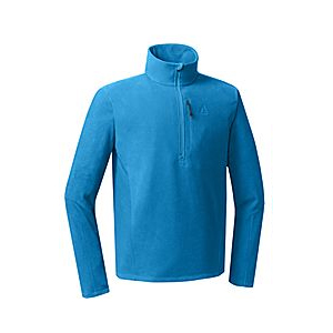 photo: Eddie Bauer Girls' First Ascent Cloud Layer Fleece 1/4-Zip fleece top