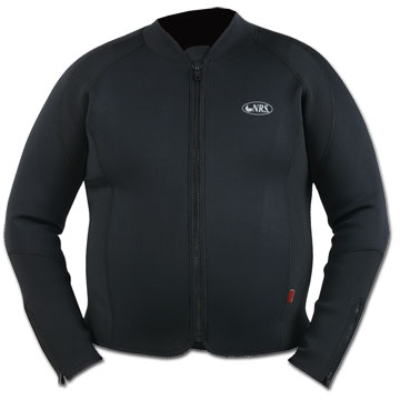 photo: NRS Grizzly Wetsuit Jacket wet suit