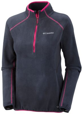 photo: Columbia Heat 360 III Half Zip fleece top