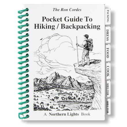 Northern Lights Publishing Pocket Guide to Hiking/Backpacking