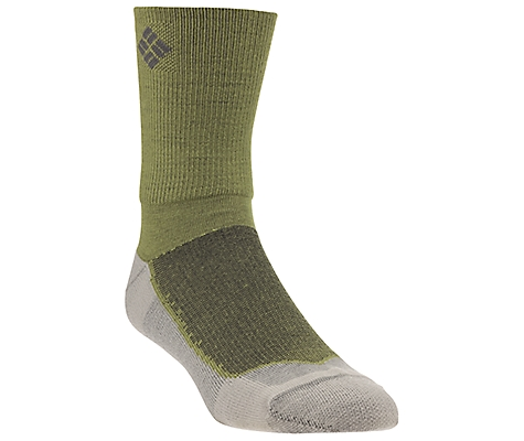 photo: Columbia Trail Mini Crew Sock hiking/backpacking sock