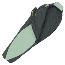 photo: Eureka! Women's Casper 15 3-season synthetic sleeping bag