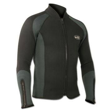 photo: NRS Wetsuit Jacket wet suit