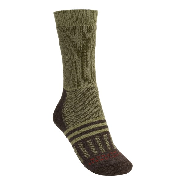 photo of a Dahlgren hiking/backpacking sock