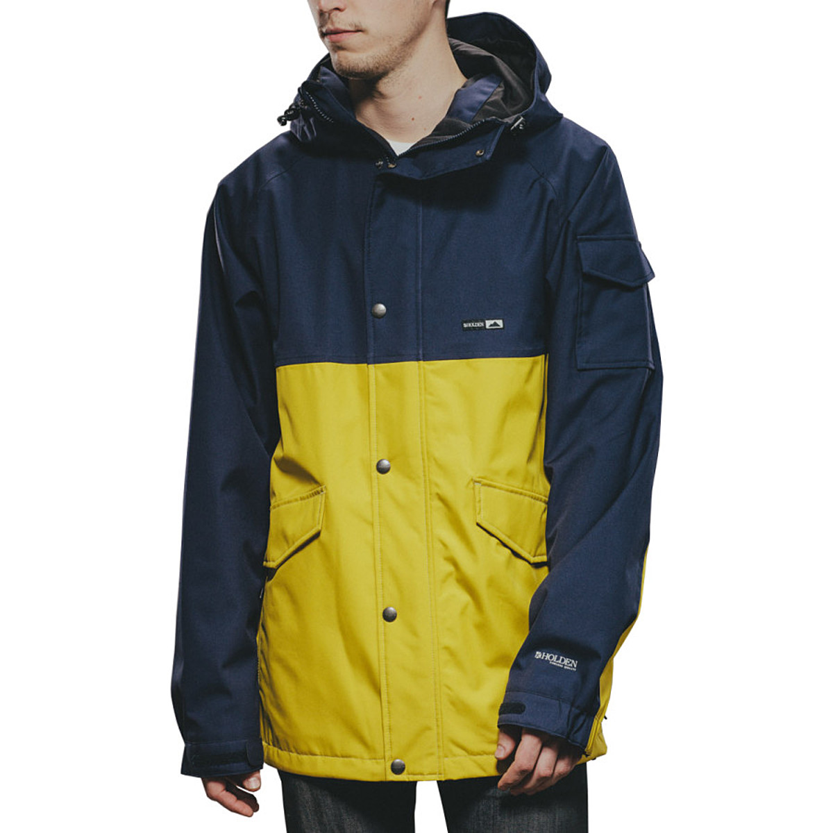 photo: Holden Evergreen Jacket waterproof jacket