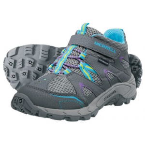 Merrell Hilltop Quick-Close Mid