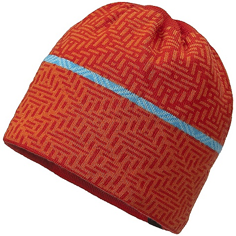photo: Mountain Hardwear Sagitta Dome winter hat
