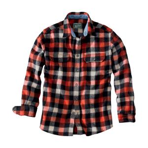 Woolrich Buffalo Check Flannel Shirt