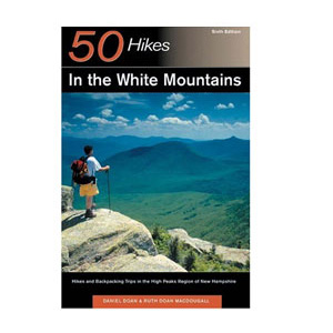 Countryman Press 50 Hikes in the White Mountains