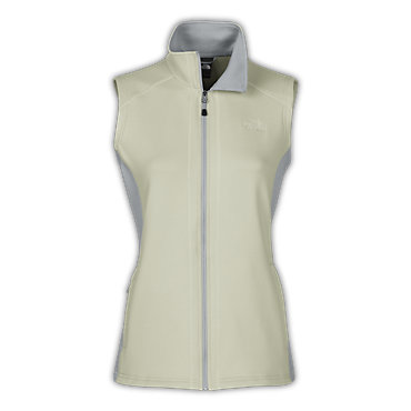 photo: The North Face Women's Concavo Vest fleece vest
