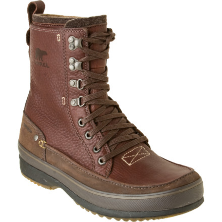 photo: Sorel Kingston Peak winter boot