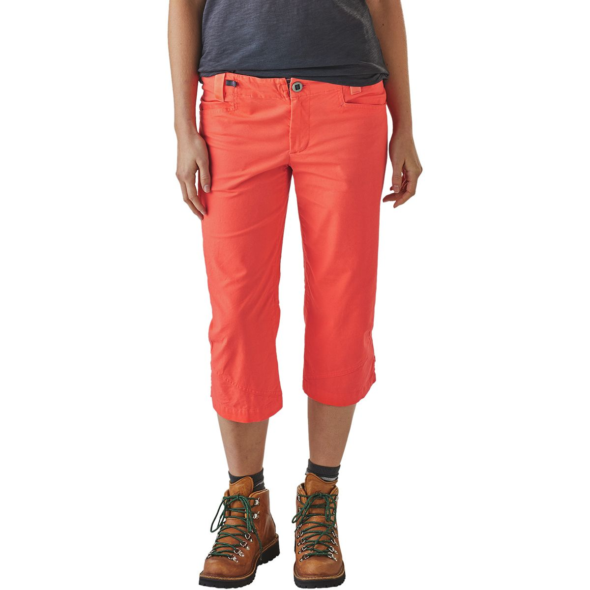 photo: Patagonia Venga Rock Capris climbing pant