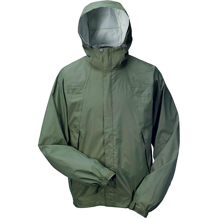 photo: Sierra Designs Hurricane Parka waterproof jacket