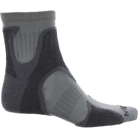 photo: Bridgedale X-Hale Speed Demon running sock
