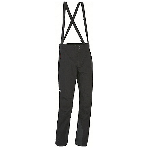 photo: Millet Golden Point Stretch Pant soft shell pant