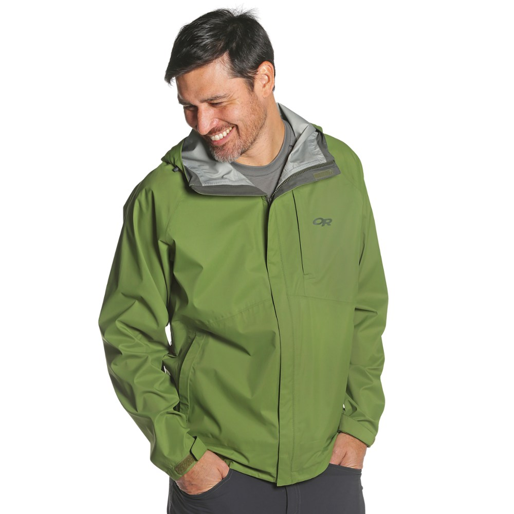 photo: Outdoor Research Guardian Jacket waterproof jacket