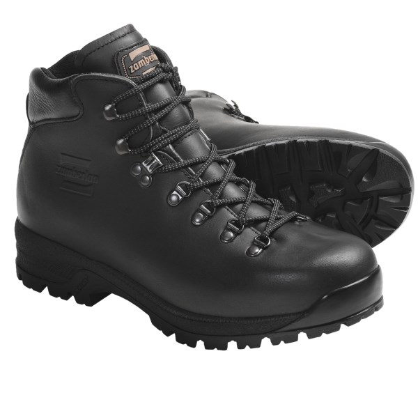 photo: Zamberlan Panther hiking boot