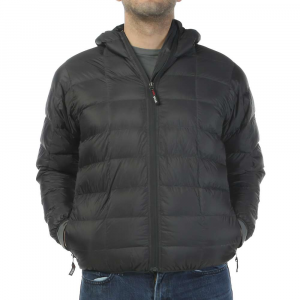 photo: Western Mountaineering Men's Flash XR Down Jacket down insulated jacket