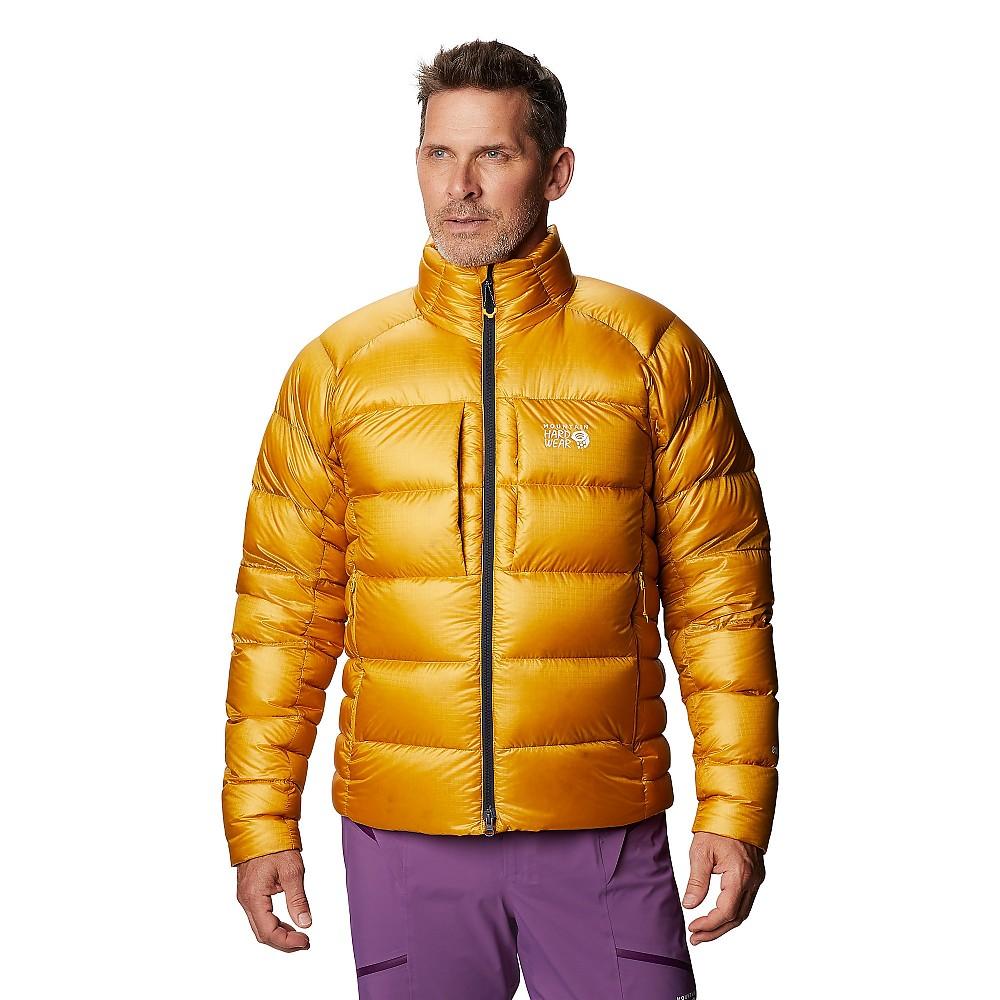 photo: Mountain Hardwear Phantom Jacket down insulated jacket