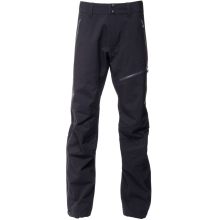 photo: Norrona Falketind Gore-Tex Pro Shell Pant waterproof pant