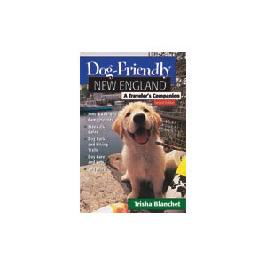 photo: Countryman Press Dog Friendly New England us northeast guidebook