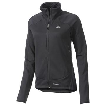 photo: Adidas Women's Terrex Swift Fleece Jacket fleece jacket