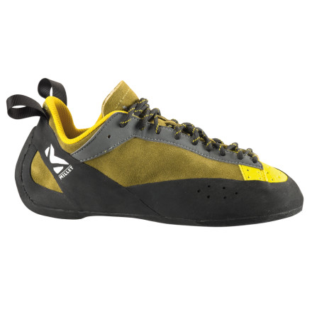 photo: Millet Hybrid Lace climbing shoe