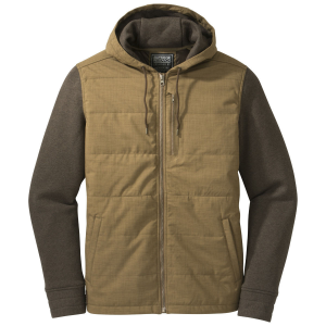 photo: Outdoor Research Revy Hooded Jacket synthetic insulated jacket