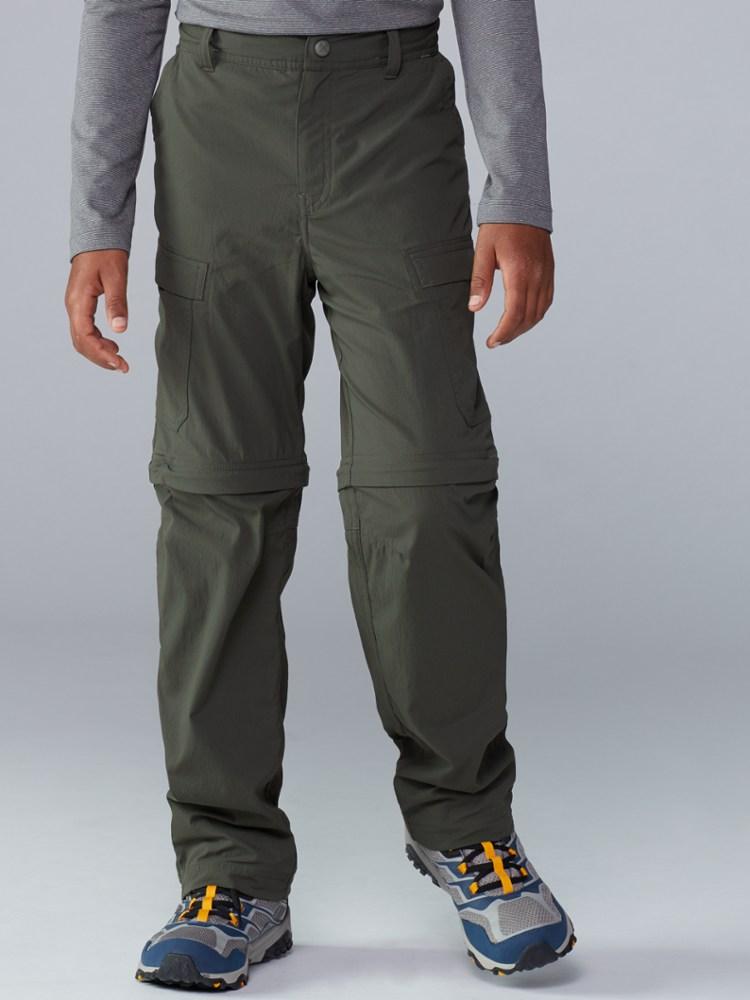 photo: REI Boys' Sahara Convertible Pants hiking pant