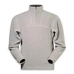 photo: Arc'teryx Men's Delta Jersey Zip fleece top