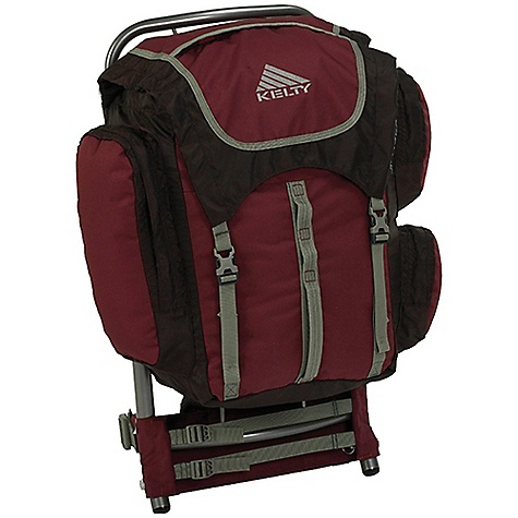 photo: Kelty Jr. Tioga 34 external frame backpack