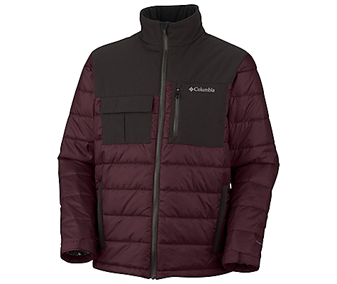 photo: Columbia Modern Logger Jacket synthetic insulated jacket
