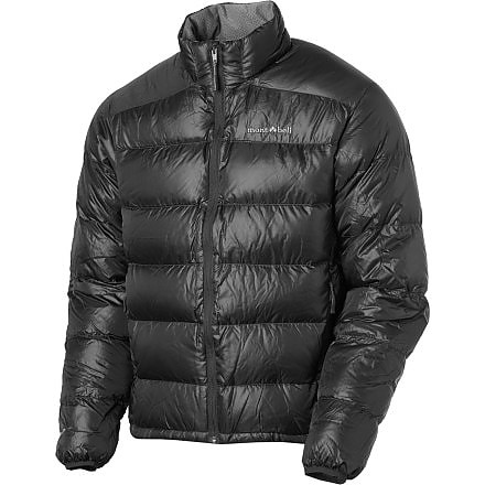 photo: MontBell Alpine Light Down Jacket down insulated jacket