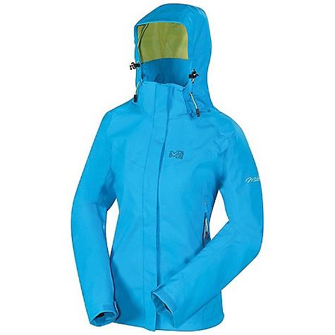 photo: Millet Golden Point Stretch Jacket soft shell jacket