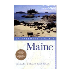 photo: Countryman Press Maine: An Explorer's Guide us northeast guidebook