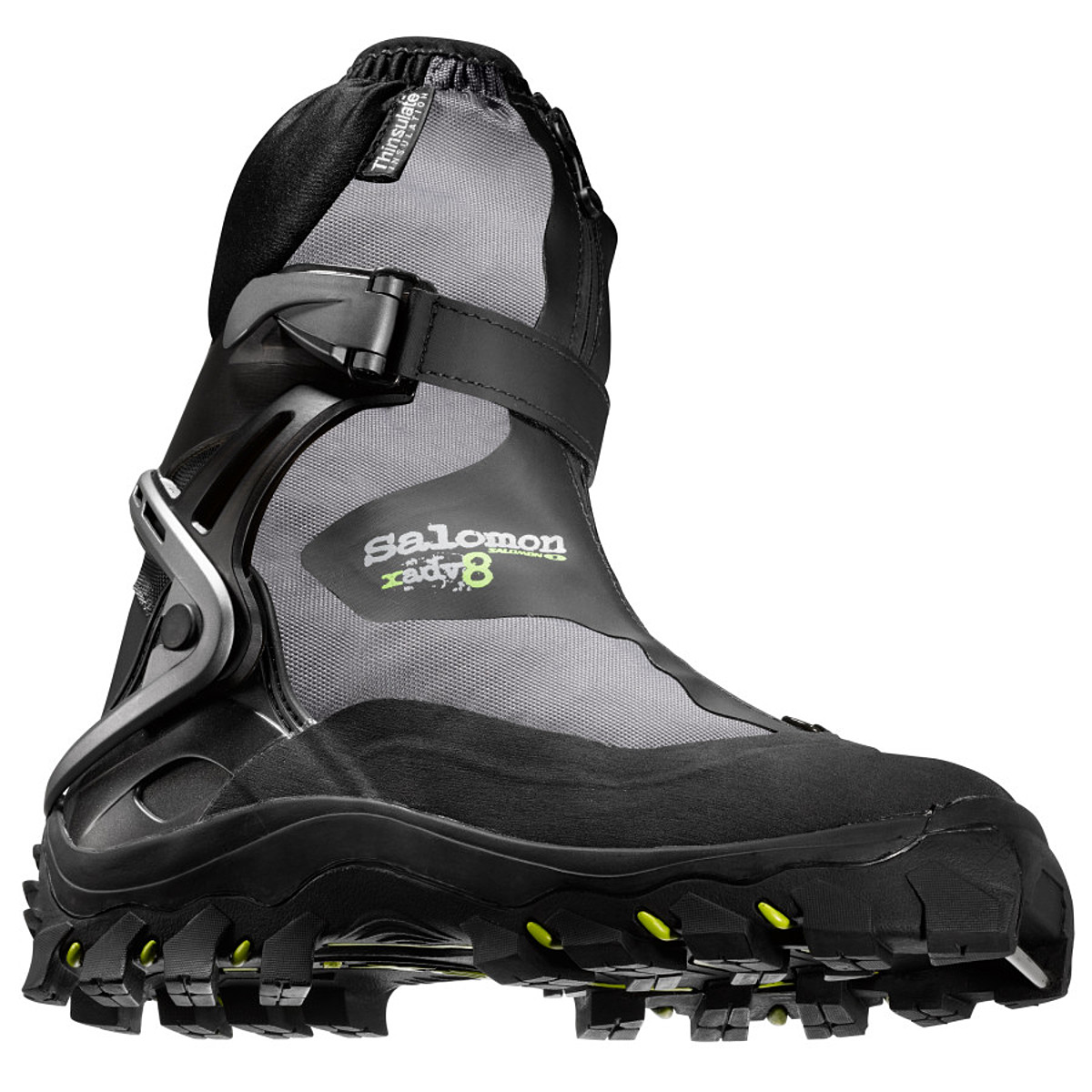 photo: Salomon X-ADV 8 nordic touring boot